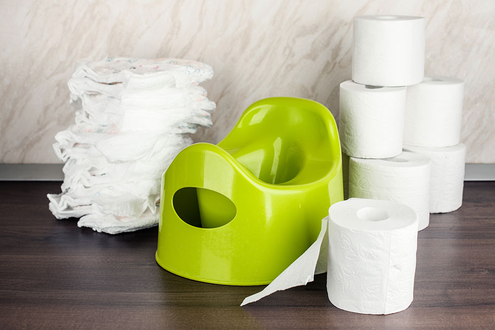 Potty-Training Help For Parents Is A Huge Plus